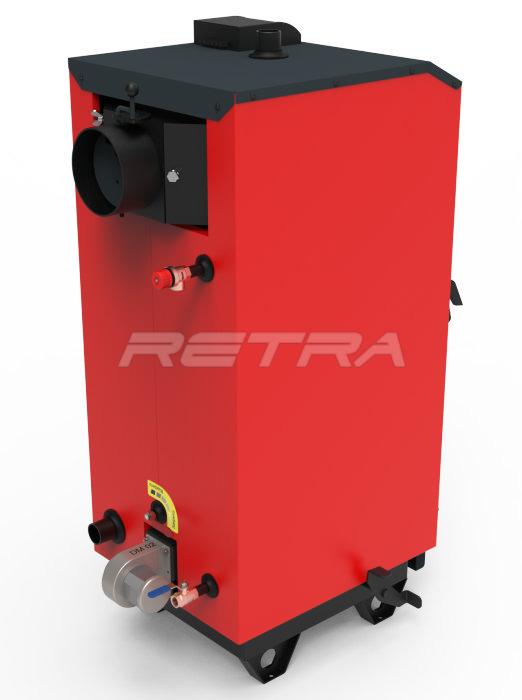 Твердопаливний котел Ретра-5М Plus 25 кВт. Фото 7