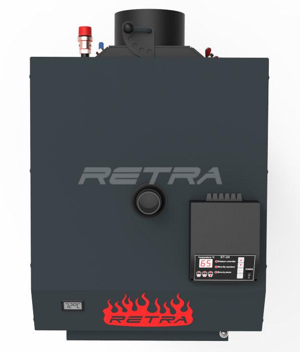 Твердопаливний котел Ретра-5М Plus 25 кВт. Фото 9