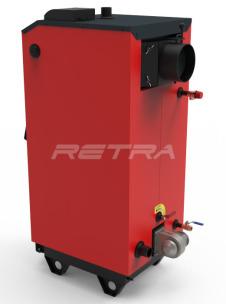 Твердопаливний котел Ретра-5М Plus 32 кВт. Фото 5
