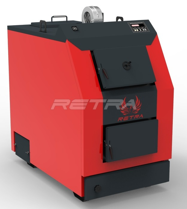 Твердопаливний котел Ретра-3М 98 кВт