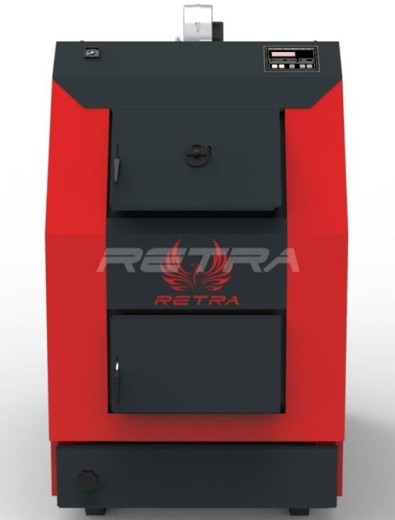 Твердопаливний котел Ретра-3М 98 кВт. Фото 2