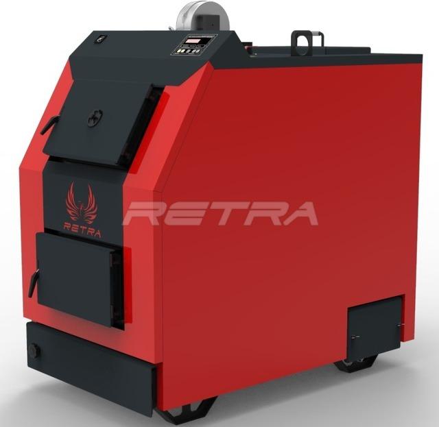 Твердопаливний котел Ретра-3М 98 кВт. Фото 3