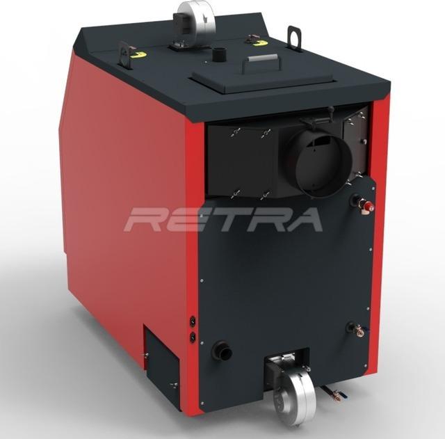 Твердопаливний котел Ретра-3М 98 кВт. Фото 5