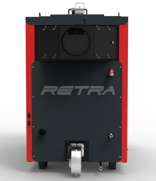 Твердопаливний котел Ретра-3М 98 кВт. Фото 7