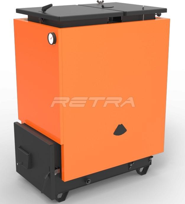 Твердопаливний котел Ретра-6М Comfort Orange 16 кВт