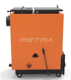 Твердопаливний котел Ретра-6М Comfort Orange 16 кВт. Фото 3
