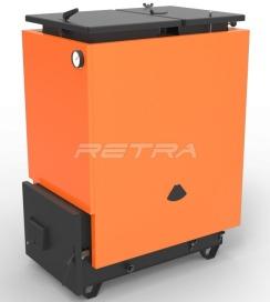 Твердопаливний котел Ретра-6М Comfort Orange 32 кВт