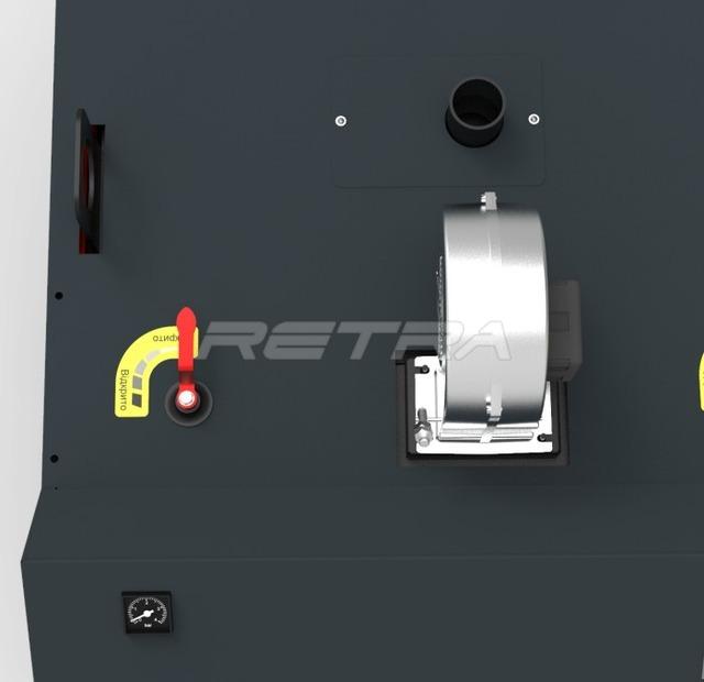 Твердопаливний котел Ретра-3М 150 кВт. Фото 10