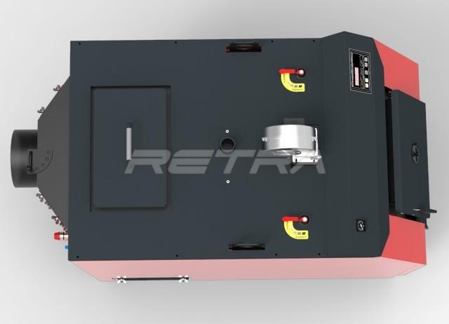 Твердопаливний котел Ретра-3М 150 кВт. Фото 9