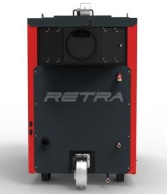 Твердопаливний котел Ретра-3М 200 кВт. Фото 6