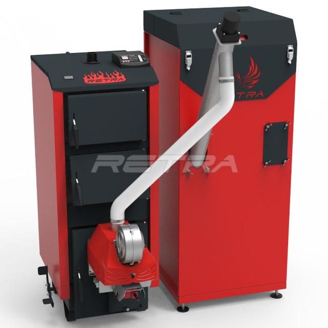 Твердопаливний котел Ретра-5М Comfort 15 кВт. Фото 4