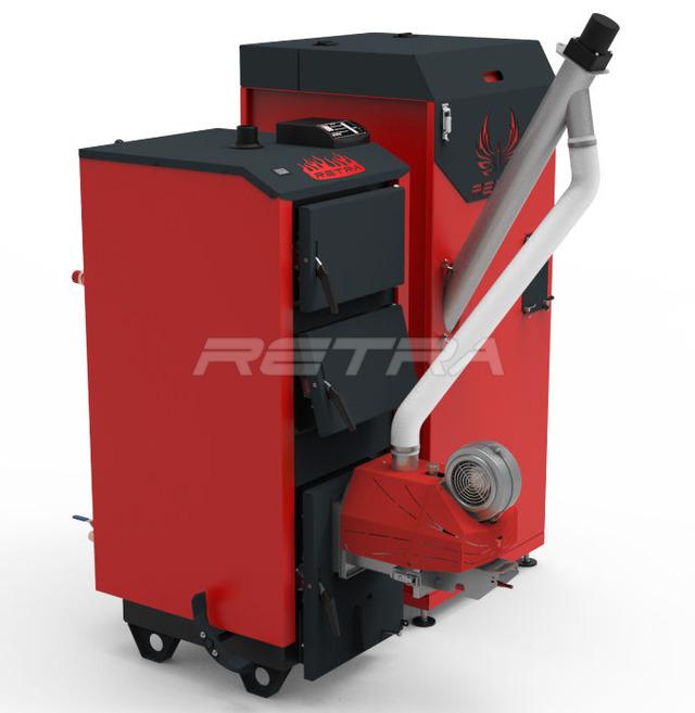 Твердопаливний котел Ретра-5М Comfort 15 кВт. Фото 2