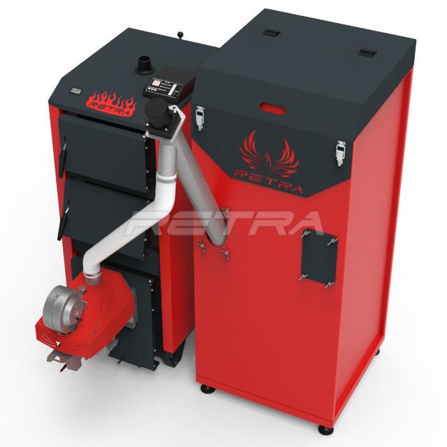 Твердопаливний котел Ретра-5М Comfort 15 кВт. Фото 10