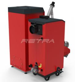 Твердопаливний котел Ретра-5М Comfort 15 кВт. Фото 5