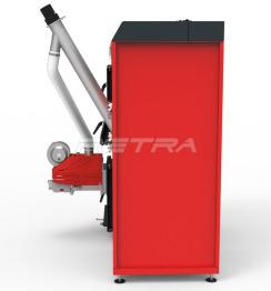 Твердопаливний котел Ретра-5М Comfort 15 кВт. Фото 8